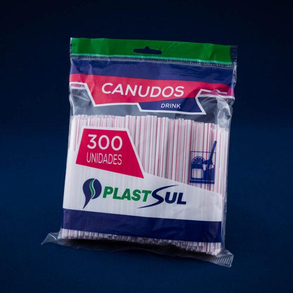 Canudo Drink 12cmx5mm 12x300 3600 Bc Vm